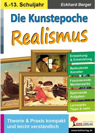 kunstepoche realismus eckhard berger kunstbuch