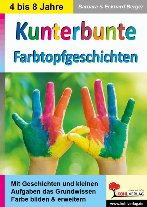 Farbe Eckhard Berger Kunstbuch